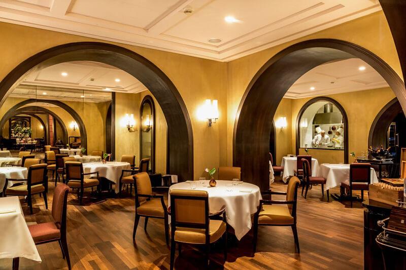 Magnolia San Valentino al ristorante