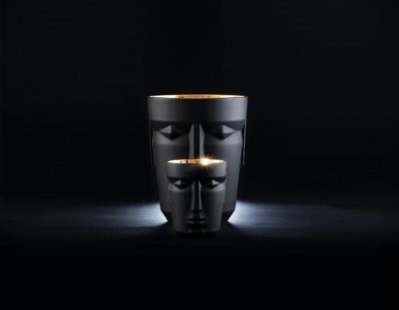 Regalo di design Sieger by Furstenberg Prometheus Satin Black