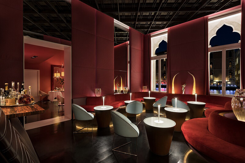 SINA Centurion Palace San Valentino al ristorante