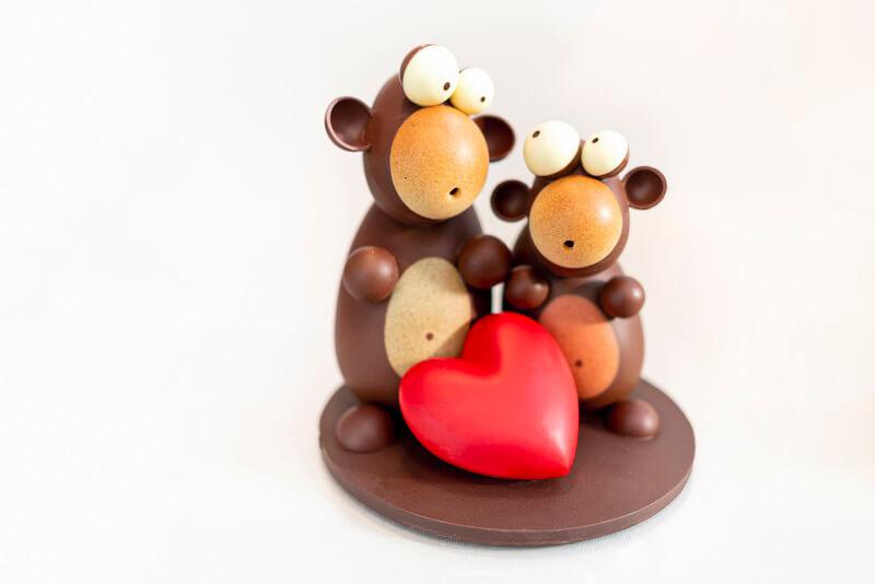 San Valentino al cioccolato