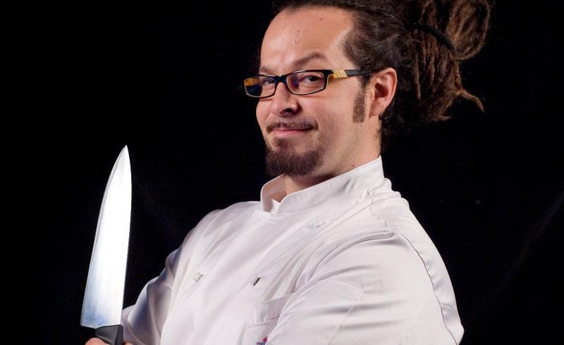 Cucina stellata chef Marcello Trentini Sina Chefs Cup Contest