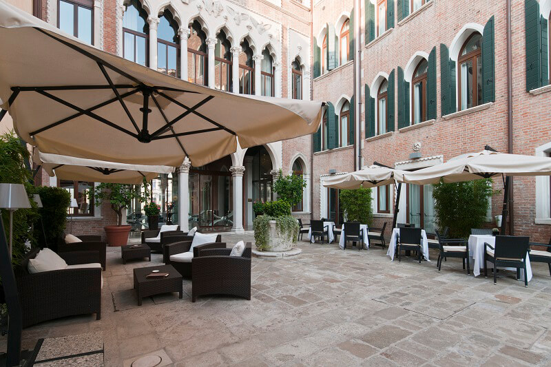Giancarlo Bellino Executive Chef Antinoo's Lounge & Restaurant Sina Centurion Palace