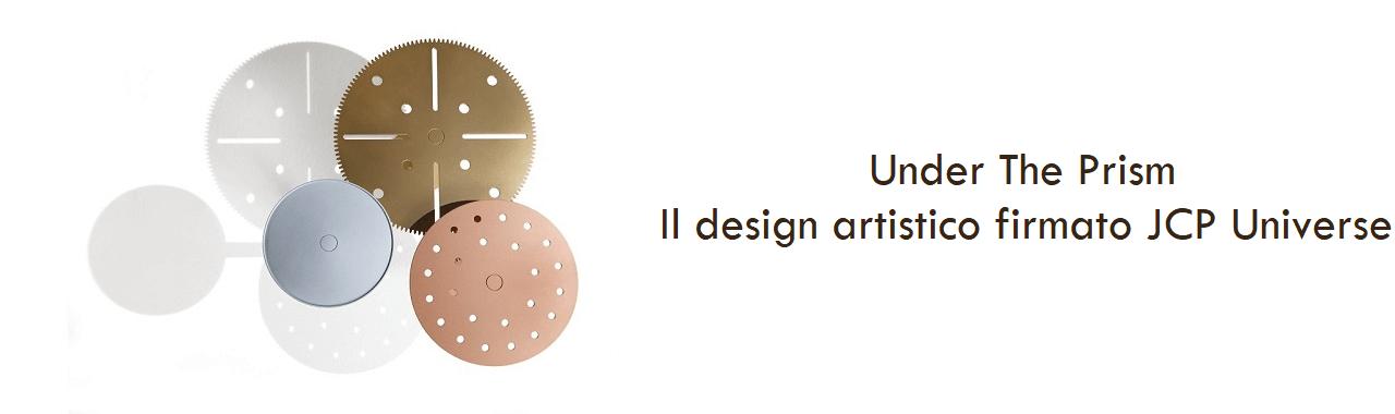 Under The Prism: il design artistico firmato JCP Universe