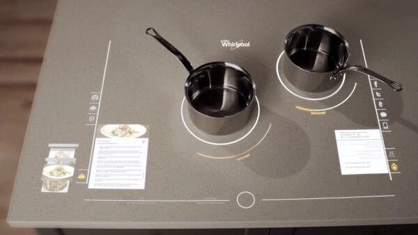 Whirlpool cook
