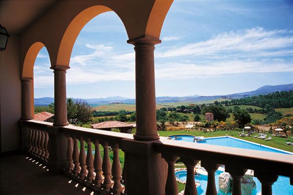 Hotel Adler Thermae - Bagno Vignoni - San Quirico d'Orcia (SI)