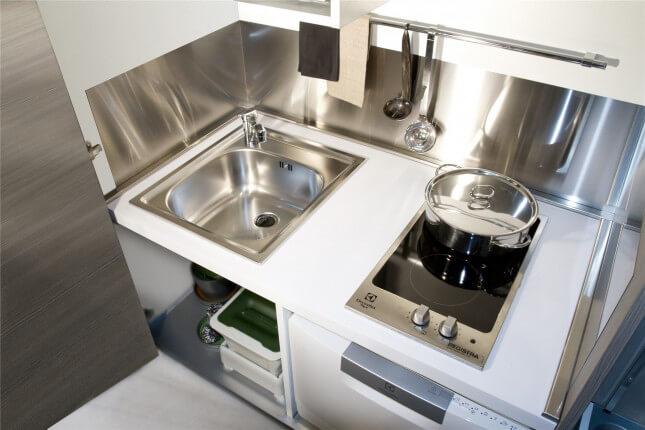 Snaidero_Minisystem_modern kitchen_1