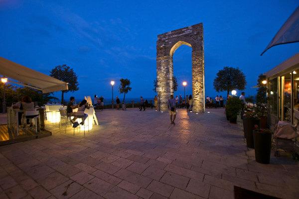 Marche:Numana (Piazza La Torre)