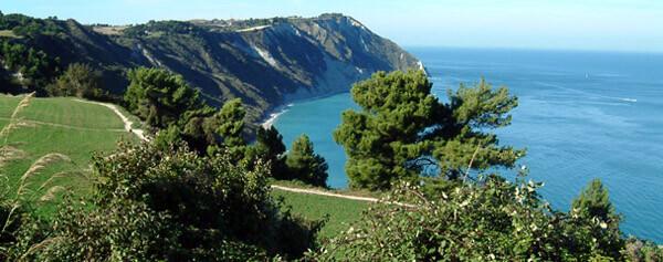 Marche:Conero Golf Club vista panoramica