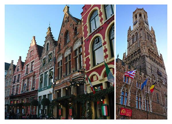 Markt e Torre Brugge