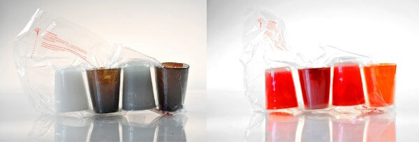 bicchieri Memento Me in a glass