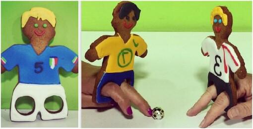 biscotti calcio