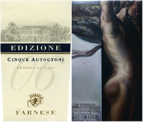 """Edizione Cinque Autoctoni, Farnese Vini - """"Suadente Essenza Purissima"""""""