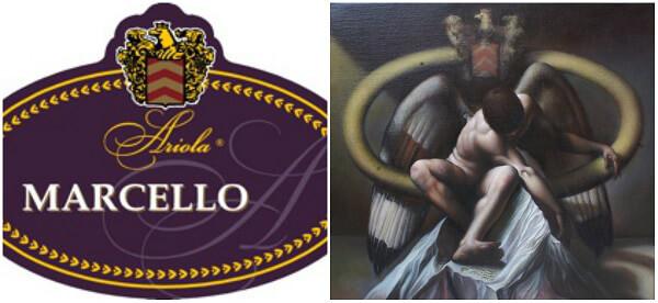 """Marcello, Ariola - """"Perfetta Armoniosa Possanza"""""""