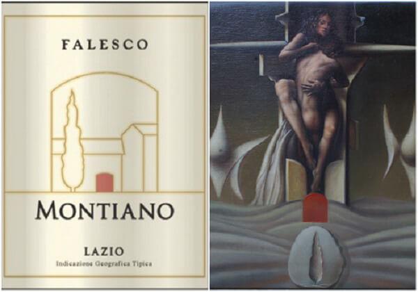 "Montiano, 2012, Falesco - ""Potenza Efusiva"""