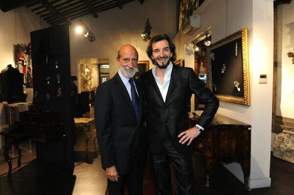 Luca Maroni e Moreno Bondi