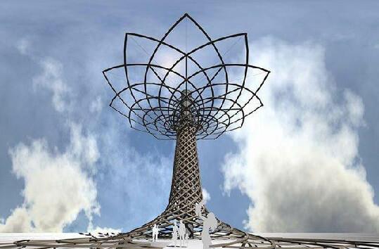 Speciale Expo:L'Albero della Vita,la Tour Eiffel d'Expo