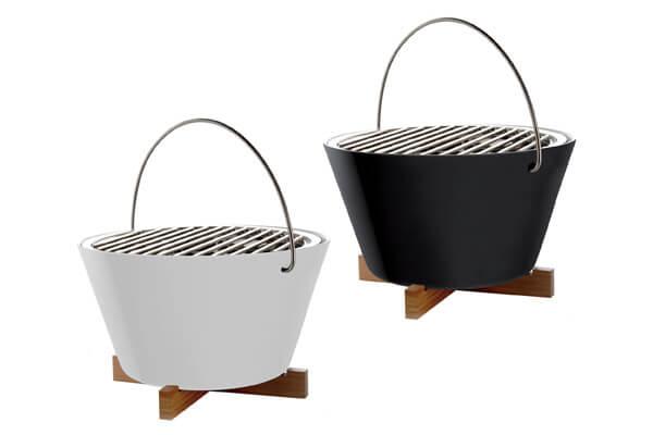 barbecue da tavola lav