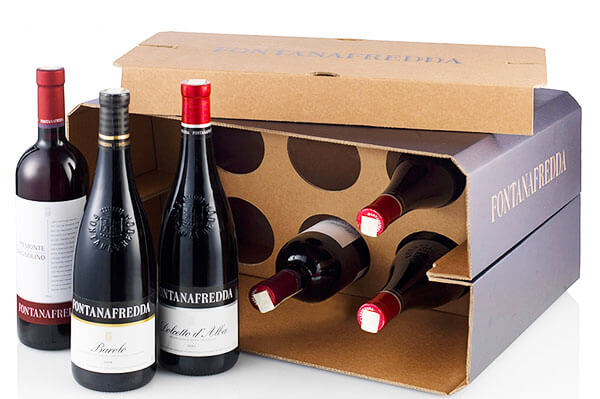 Cantinetta packaging