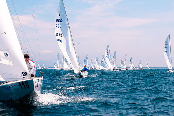 yachting week