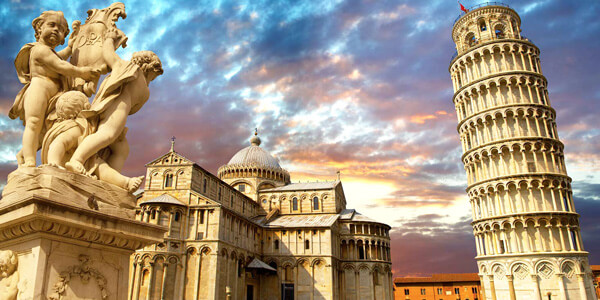 Leaning Tower of Pisa Italy Photos, Pictures & Images