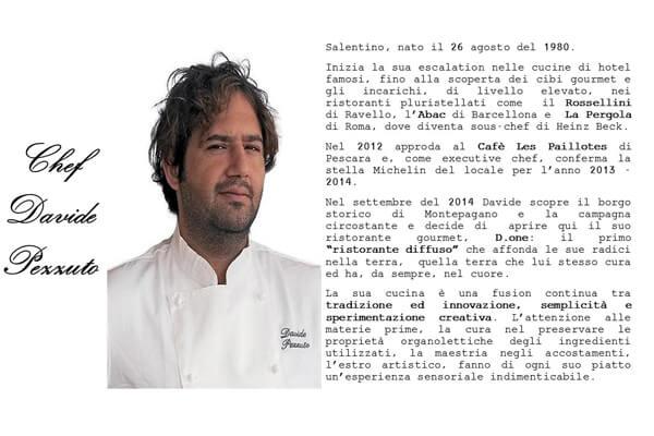 scheda chef Pezzutmod