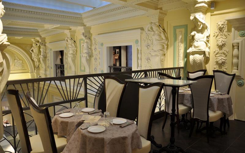hespresso ristorante roma