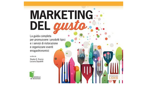 libri regalo marketing del gusto