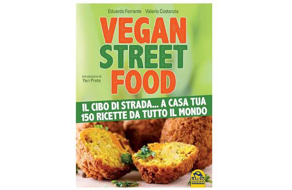 libri regalo vegan street food