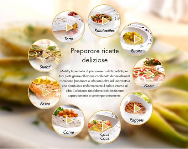multicooker ricette
