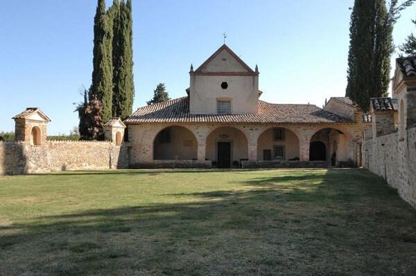 Chiesetta e convento della Scarzuola