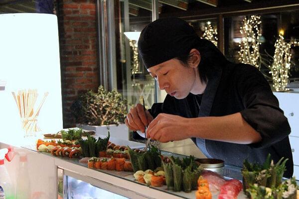 ristoranti giapponesi