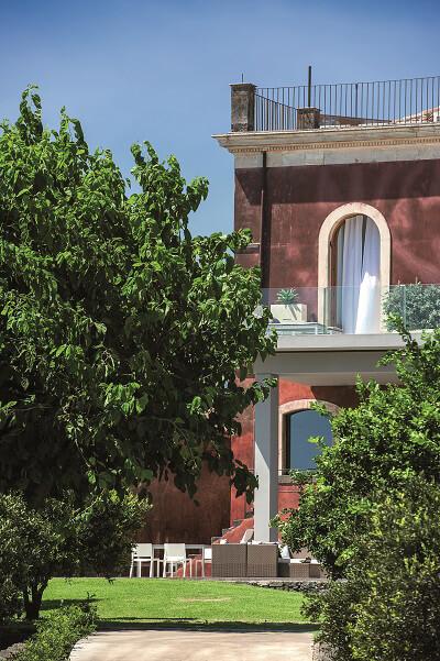 Alberghi di lusso in Sicilia