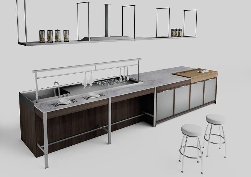 Ernestomeda Cucina K-Lab