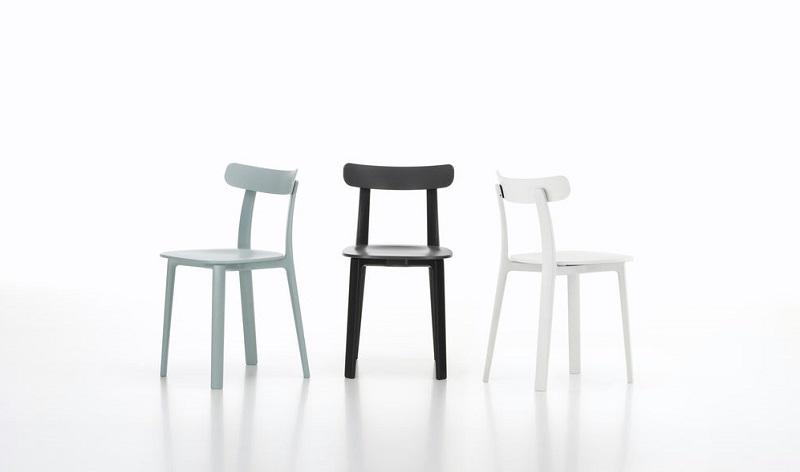 jasper morrison vitra All Plastic Chair migliori talenti salone del mobile