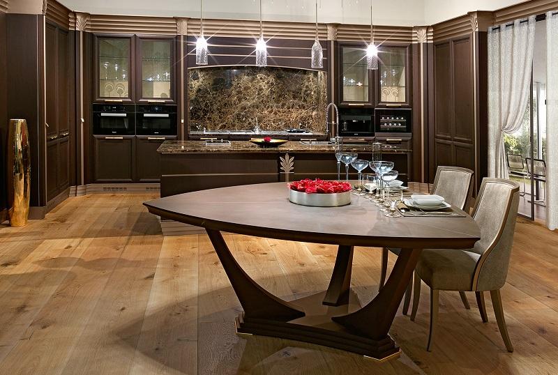 collezione ego brummel cucina+ tavolo
