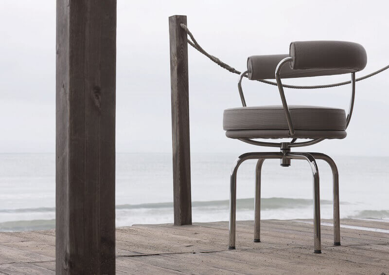 CASSINA outdoor LC7 800