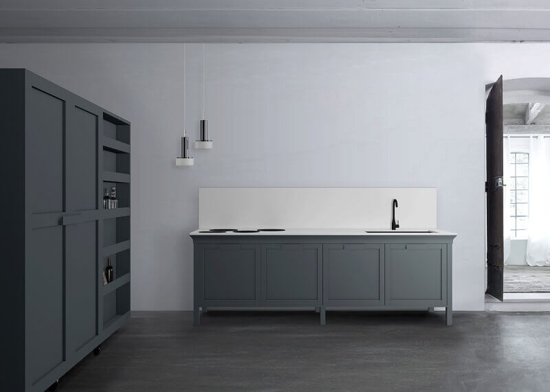 metalwood key cucine