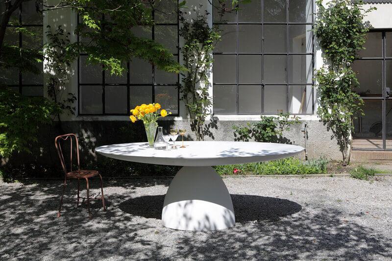 porro ellipse table