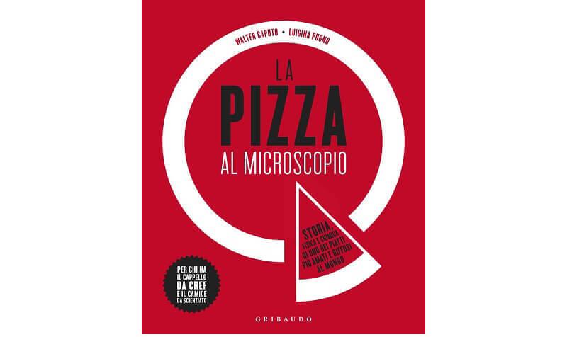 libri sotto l'ombrellone pizza al microscopio