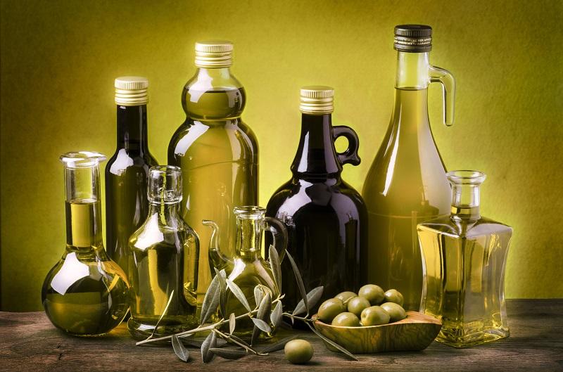 degustazione dell'olio