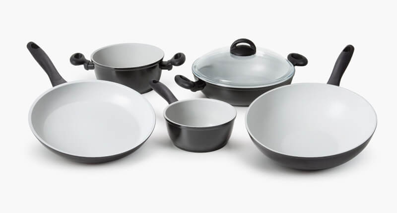 pentole in alluminio ceramica