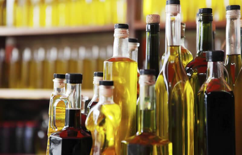 conservazione dell'olio extravergine