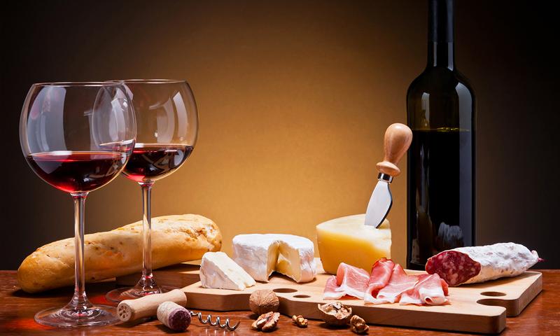 abbinare formaggio e vino