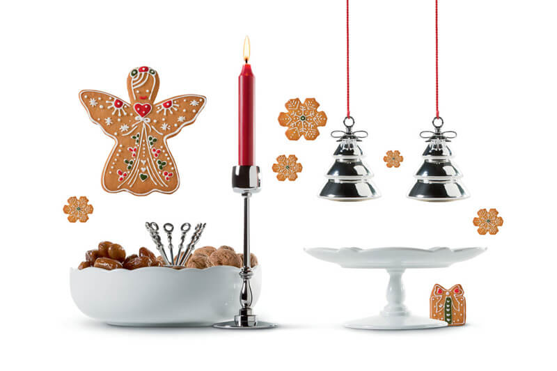 Dressed for X-Mas Alessi