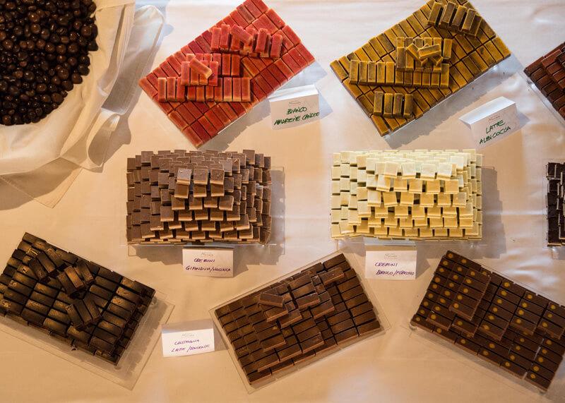 cioccolatini pasticceria morandin