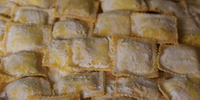 meraviglie in pasta ravioli
