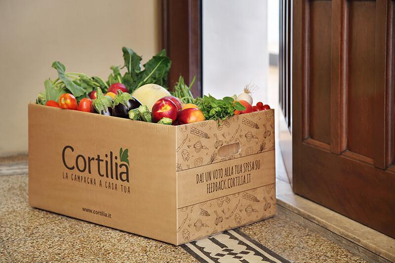 cortilia e-commerce