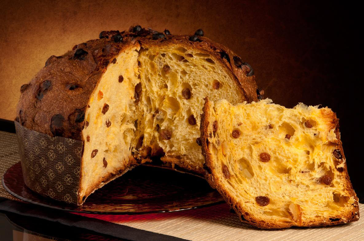 panettone export del made in italy