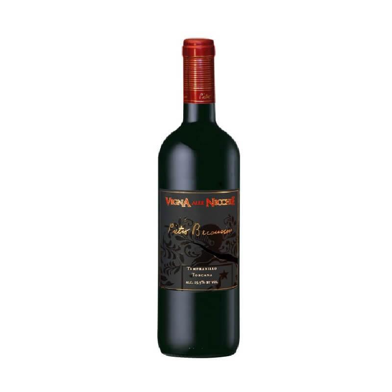 vigna-alle-nicchie natale vino sotto l'albero