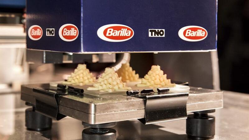 smart pasta 3D barilla